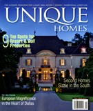 Unique Homes Magazine 9/1/2013