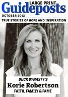 Guideposts Large Print Magazine 10/1/2013