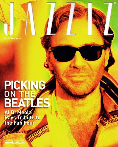Jazziz Cover - 9/1/2013