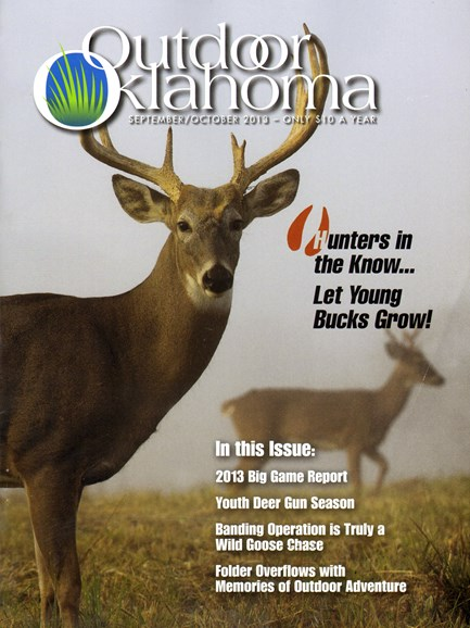 Outdoor Oklahoma Cover - 9/1/2013