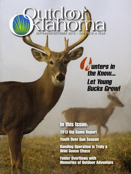 Outdoor Oklahoma Cover - 9/1/2013