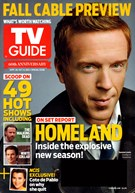 TV Guide Magazine 9/30/2013