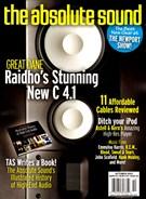 Absoulute Sound Magazine 10/1/2013