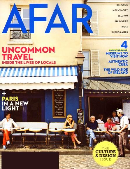 AFAR Cover - 10/1/2013