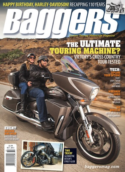 Baggers Cover - 10/1/2013