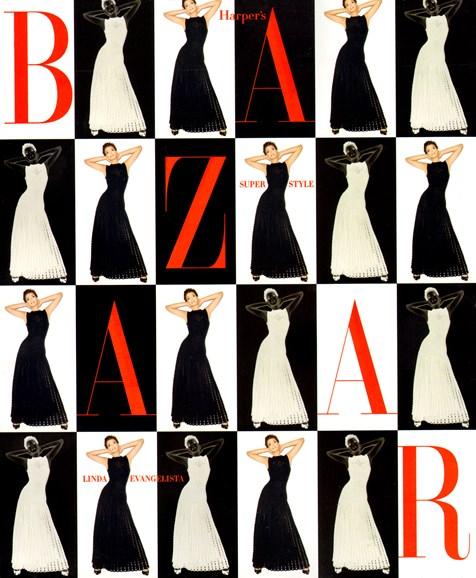 Harper's Bazaar Cover - 10/1/2013