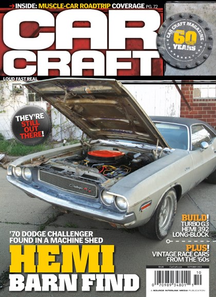 Car Craft Cover - 10/1/2013