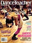 Dance Teacher Magazine 10/1/2013