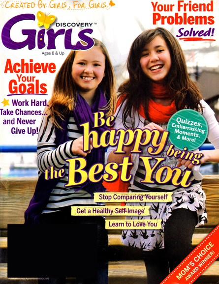 Discovery Girls Cover - 10/1/2013