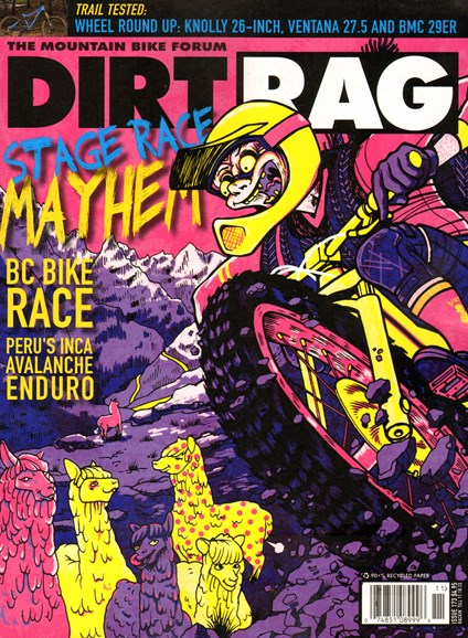 Dirt Rag Cover - 10/1/2013