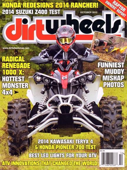 Dirt Wheels Cover - 10/1/2013