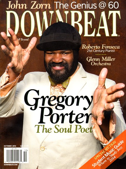 DownBeat Cover - 10/1/2013