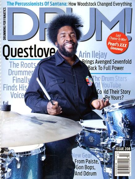Drum! Cover - 10/1/2013