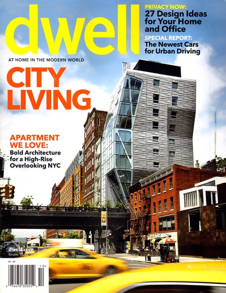 Dwell Cover - 10/1/2013