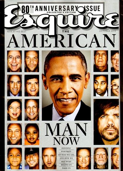 Esquire Cover - 10/1/2013