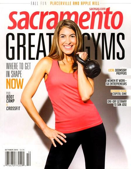 Sacramento Cover - 10/1/2013