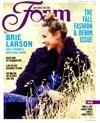 FOAM Magazine   10/1/2013 Cover