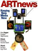 Artnews Magazine 10/1/2013