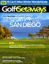 Golf Getaways Magazine | 10/1/2013 Cover