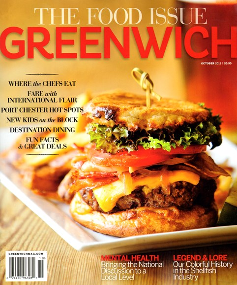Greenwich Cover - 10/1/2013