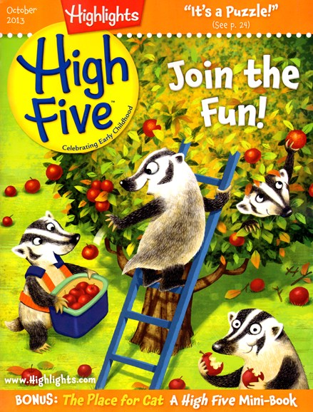 Highlights High Five Cover - 10/1/2013