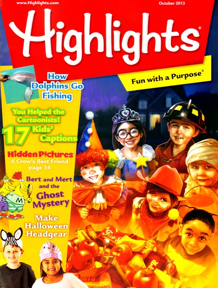 Highlights Cover - 10/1/2013