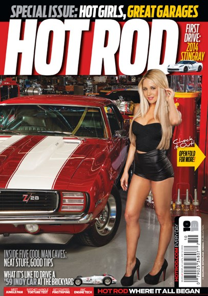 Hot Rod Cover - 10/1/2013