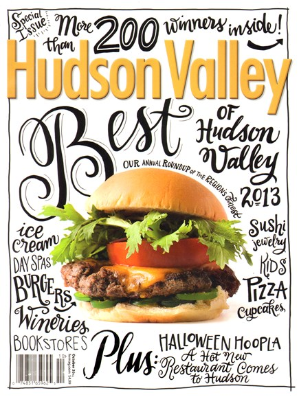 Hudson Valley Cover - 10/1/2013