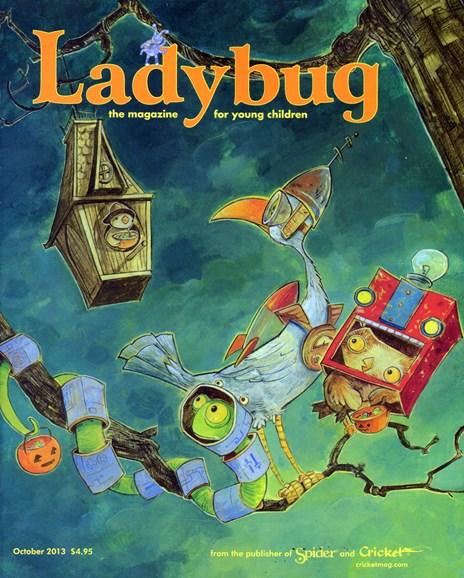 Ladybug Cover - 10/1/2013