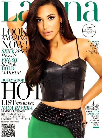 Latina Cover - 10/1/2013