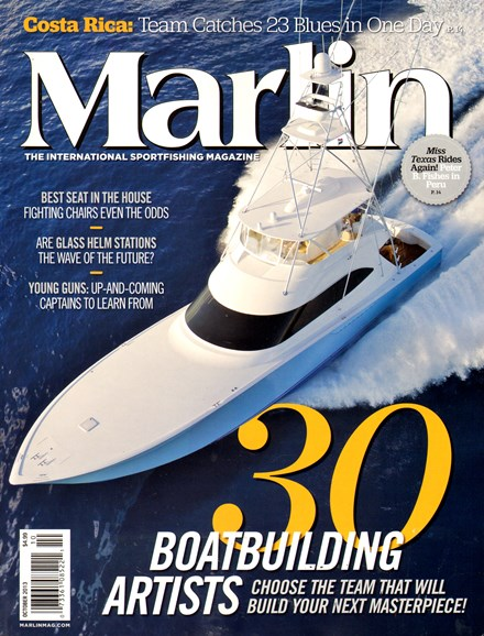 Marlin Cover - 10/1/2013
