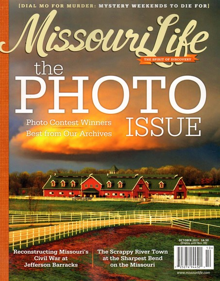 Missouri Life Cover - 10/1/2013
