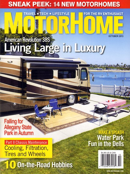 MotorHome Cover - 10/1/2013