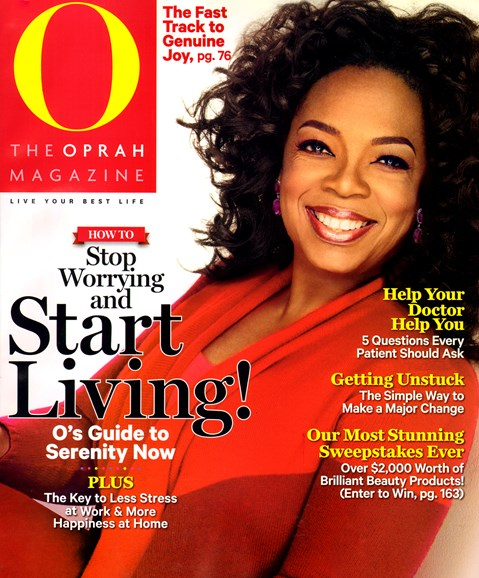 O The Oprah Cover - 10/1/2013