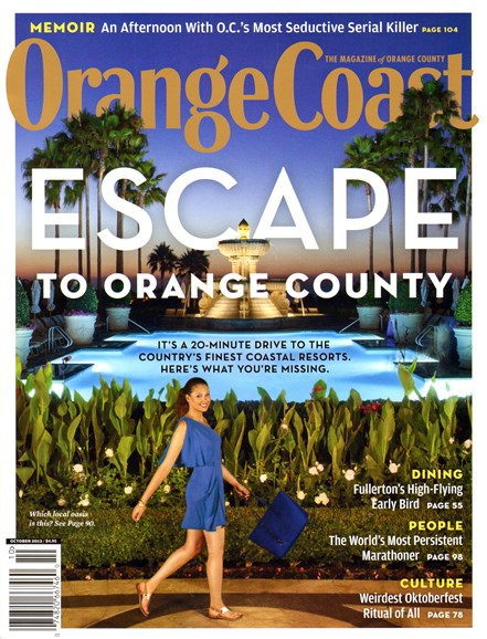 Orange Coast Cover - 10/1/2013