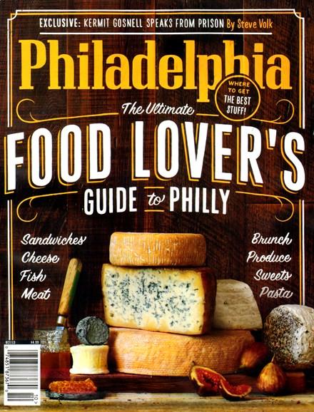 Philadelphia Magazine Cover - 10/1/2013