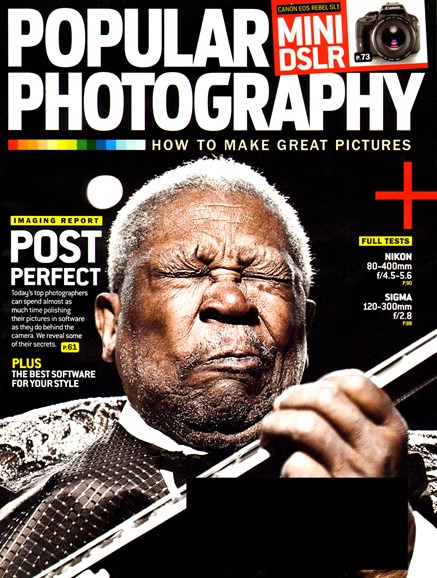 Popular Photography Cover - 10/1/2013