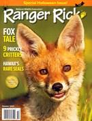 Ranger Rick Magazine 10/1/2013
