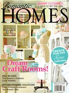 Romantic Homes Magazine 10/1/2013