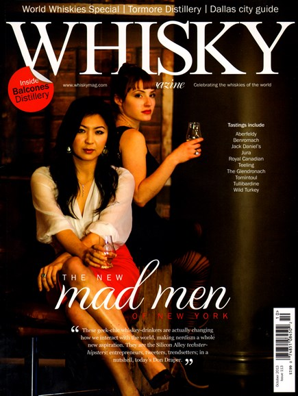 Whisky Cover - 10/1/2013