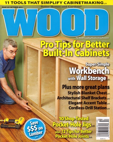Wood Cover - 10/1/2013