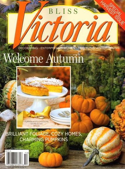 Victoria Cover - 10/1/2013