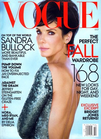 Vogue Cover - 10/1/2013