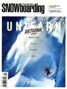 Transworld SNOWboarding Magazine 10/1/2013