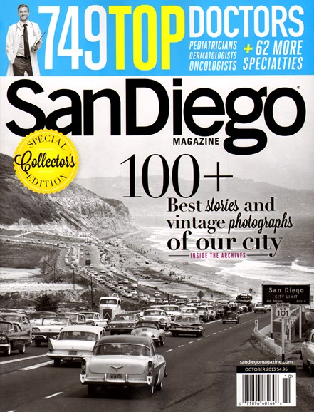 San Diego Cover - 10/1/2013