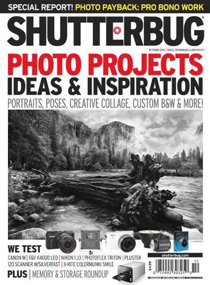 Shutterbug Cover - 10/1/2013