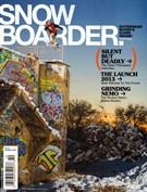 Snowboarder Magazine 10/1/2013