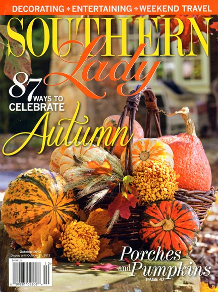 Southern Lady Cover - 10/1/2013