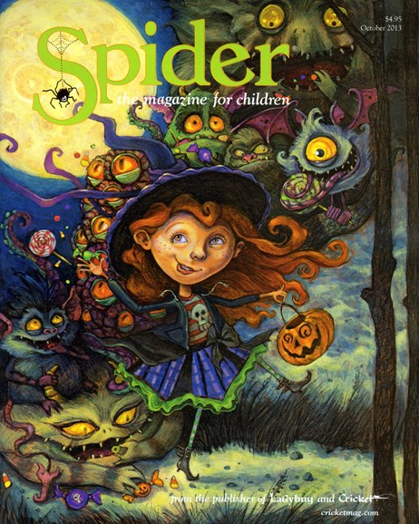 Spider Cover - 10/1/2013