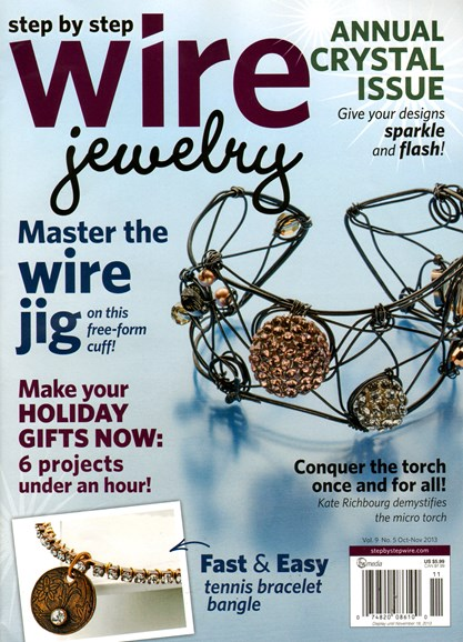Step By Step Wire Jewelry Cover - 10/1/2013